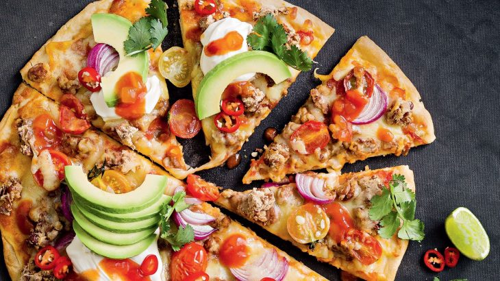 Mexican-pizza-recipe
